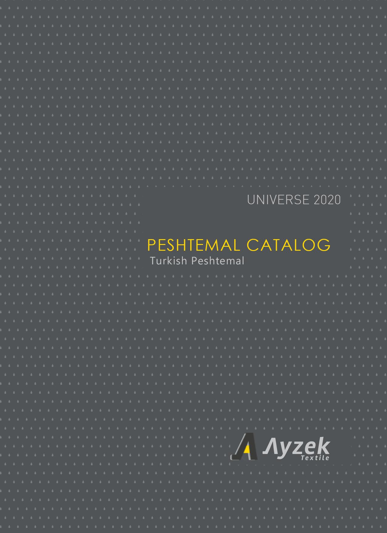 Ayzek Textile Peshtemal Catalog