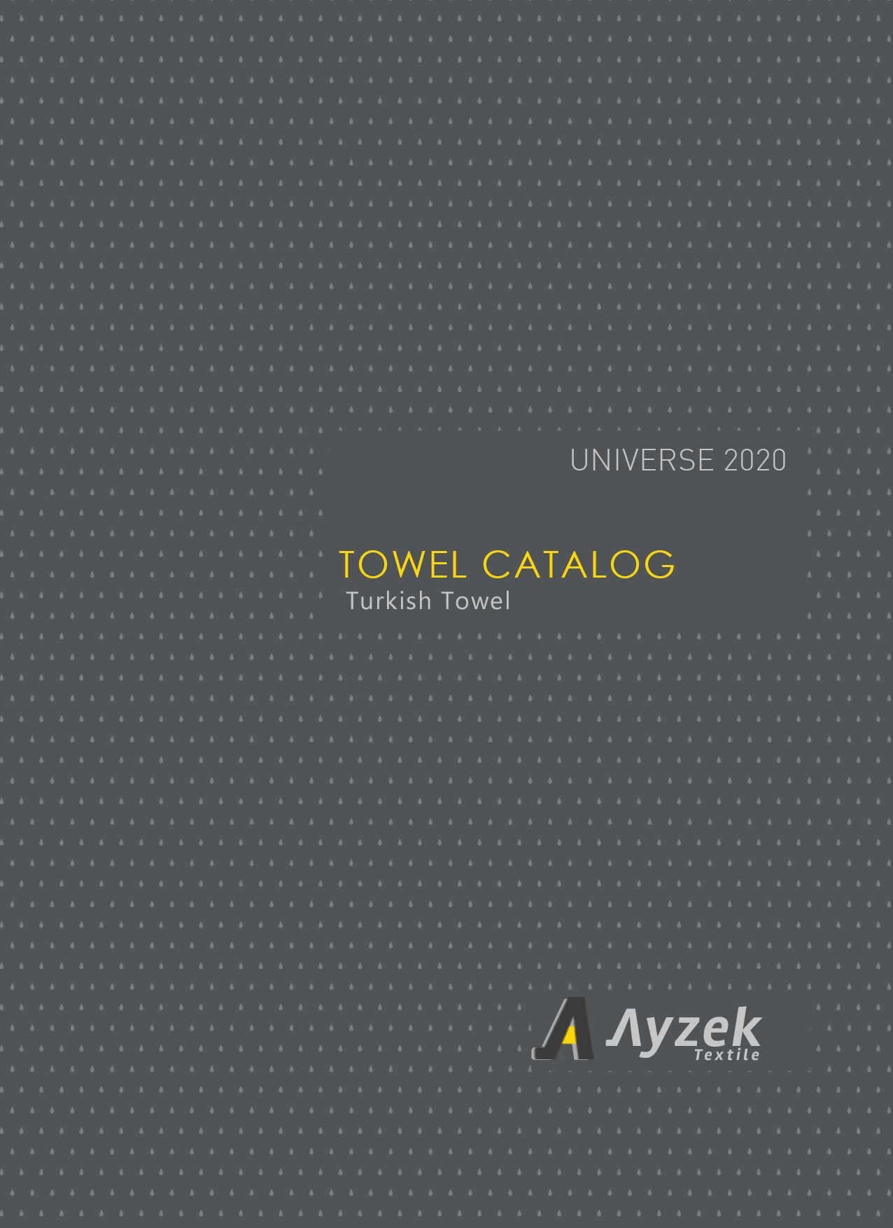 Towel Catalog List